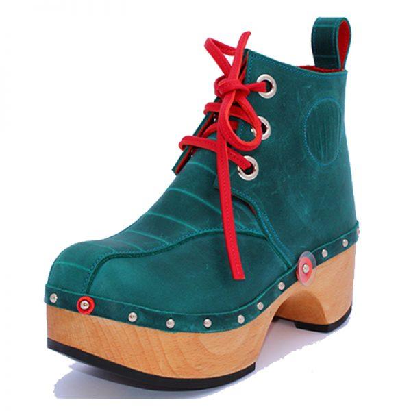 Handmade Clogs Boot