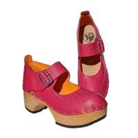 Handmade-Clog-Flower-OneBar-Pink-1