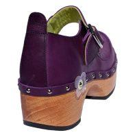 Handmade-Clog-Flower-OneBar-Purple-2