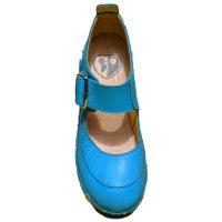 Handmade-Clog-Flower-OneBar-Turquoise-3
